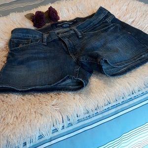 Ralph Laurene Sports  jean shorts